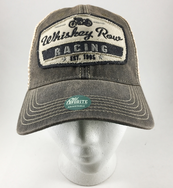 Whiskey Row Racing Hat
