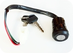 ignition key switch motorcyle atv
