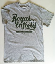 royal enfield t - grey